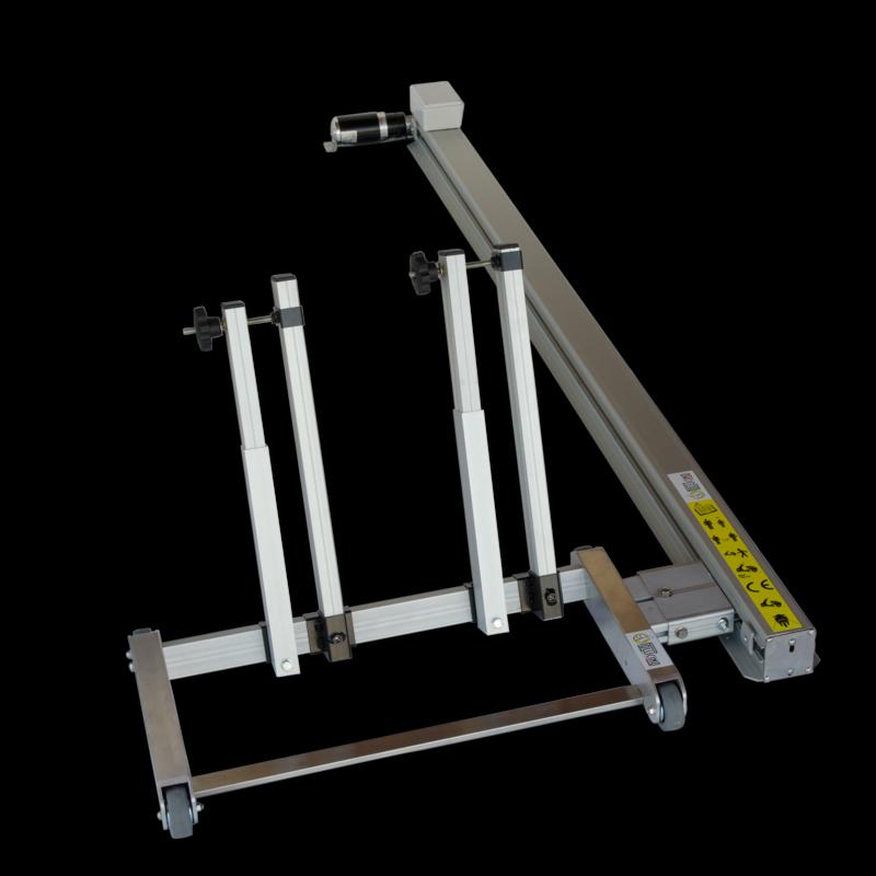 Rail de rangement électrique pour vélo côté droit - - Franssen b7c7338c9c5a