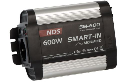 SMART-IN MODIFIED SINE WAVE 24V-600W - CONVERTISSEURS