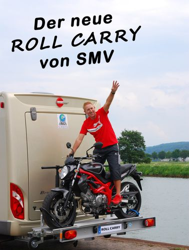 ROLL CARRY - Porte moto