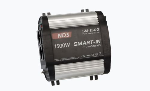 SMART-IN MODIFIED SINE WAVE 12V-1500W - CONVERTISSEURS