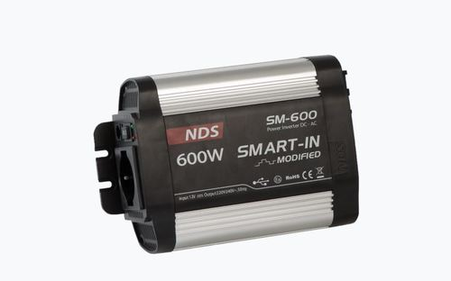 SMART-IN MODIFIED SINE WAVE 12V-600W - CONVERTISSEURS