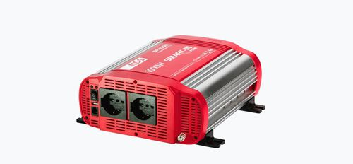 SMART IN PURE SINE WAVE 12V-1000W - Énergie NDS
