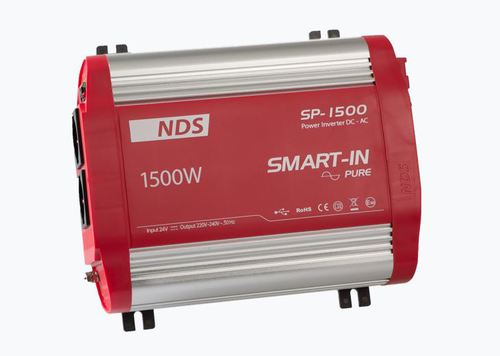 SMART IN PURE SINE WAVE 24V-1500W - Énergie NDS
